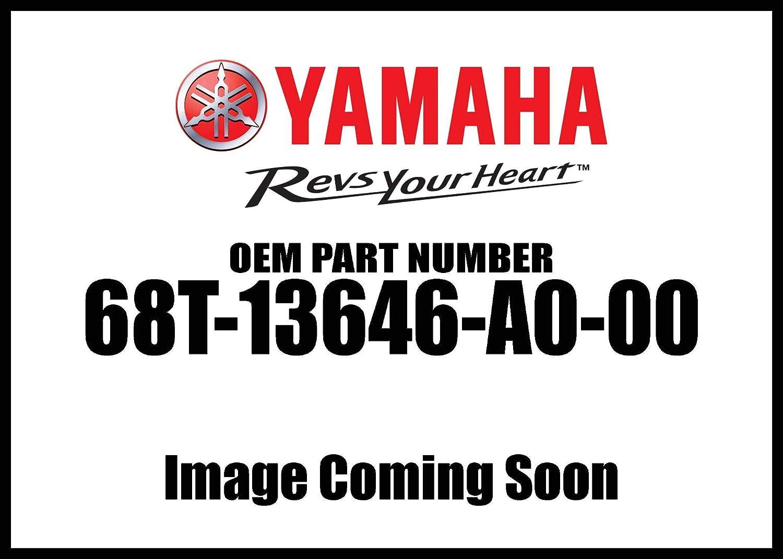 Yamaha 68T-13646-A0-00 Gasket Manifold 2; Outboard Waverunner Sterndrive Marine Boat Parts