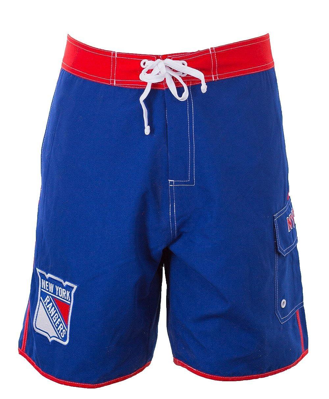 New York Rangers Crossbar Boardshorts (X-Large) Calhoun Sportswear 00_OCYHNEVK_02