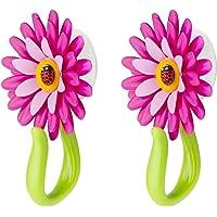 VIGAR Flower Power Gancho con Ventosa, PP, Goma