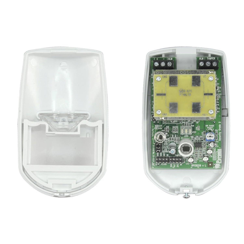 Detector volumétrico doble tecnología pyronix kx15dt Alarma Antirrobo: Amazon.es: Bricolaje y herramientas