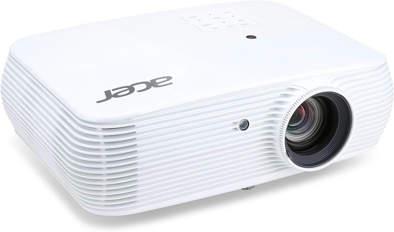 Acer P5630 Dlp Beamer Wuxga 1 920 X 1 200 Pixel 4 000 Lumen 20 000 1 Kontrast 3d Keystone 1x16 Watt Lautsprecher Hdmi Hdcp Hdmi Mit Mhl Und Hdcp Audio Anschluss Business Education Heimkino Tv Video