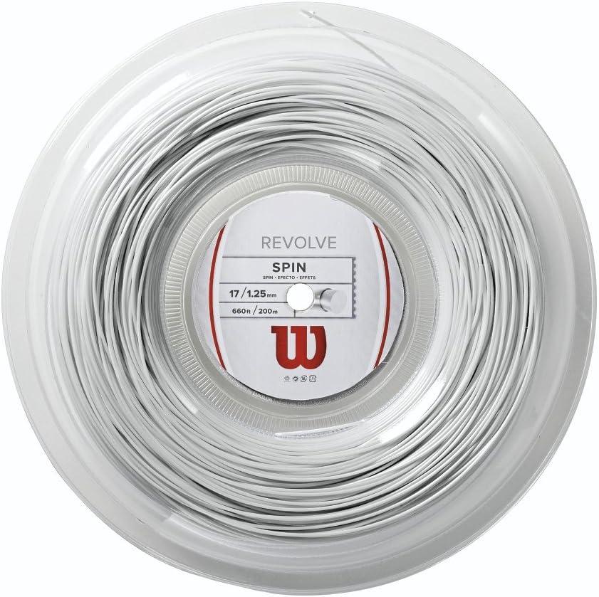 Unisex Wilson Revolve Cordaje de tenis