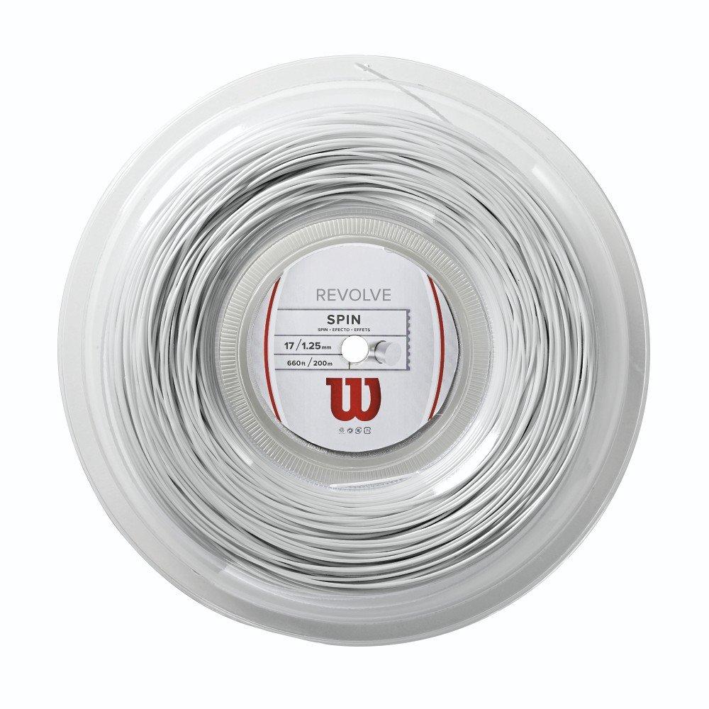 Wilson Revolve Reel, White, 17-Gauge