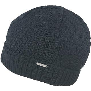 Bugatti - Ensemble bonnet, écharpe et gants - Homme - noir - taille ... 3e5e0313082