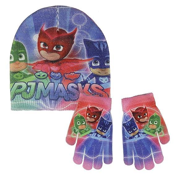 PJ Masks Héroes En Pijamas 2200-2551 Set 2 Piezas Brillante f8868fd35b3
