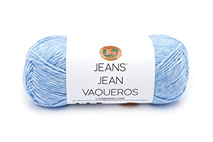 c9e8b6c89d06 Lion Brand Yarn 505-105 Jeans Yarn