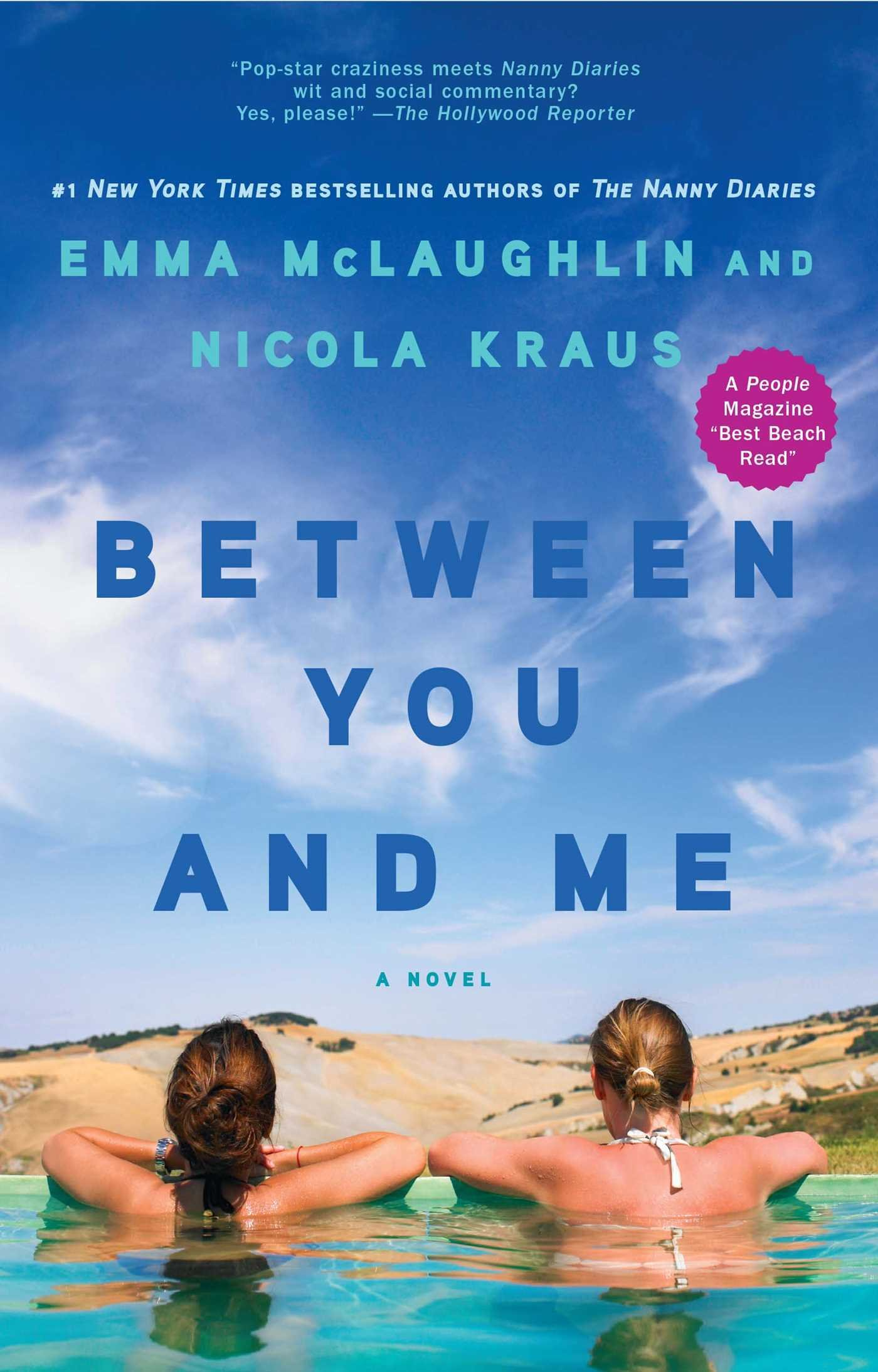 Between You and Me: A Novel PDF