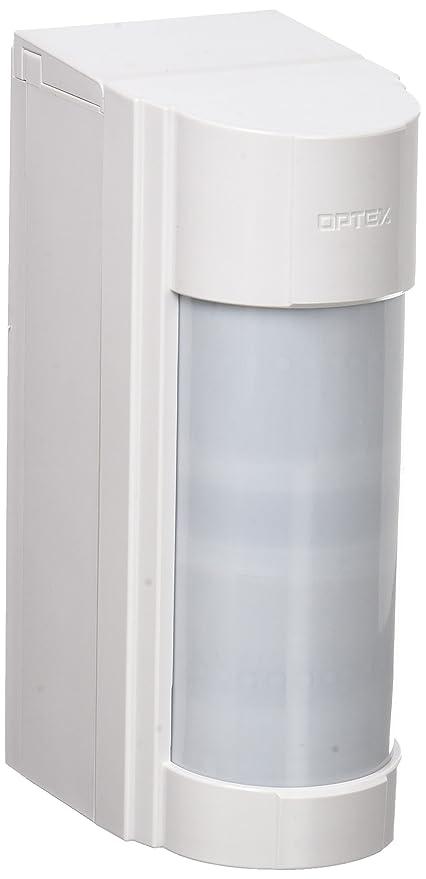 Optex vxi-dam detector Infra Rojo exterior, color blanco