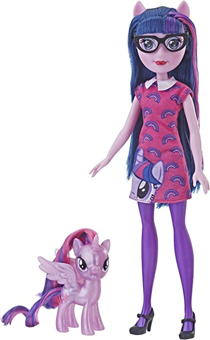 Amazon.com: My Little Pony Equestria Girls Through The Mirror Twilight  Sparkle -- 11