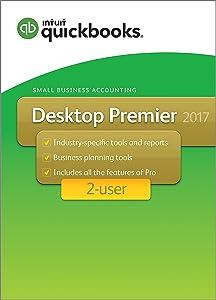 QuickBooks Premier 2017 2-user