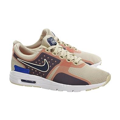 Nike Womens Air Max Zero Si Training/Running Shoe (10.5, Oatmeal/Binary