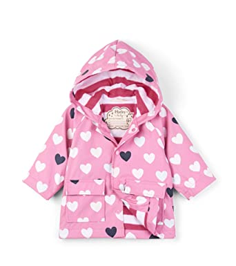 5dada8e8d92f Amazon.com  Hatley Baby Girls  Printed Raincoats  Clothing