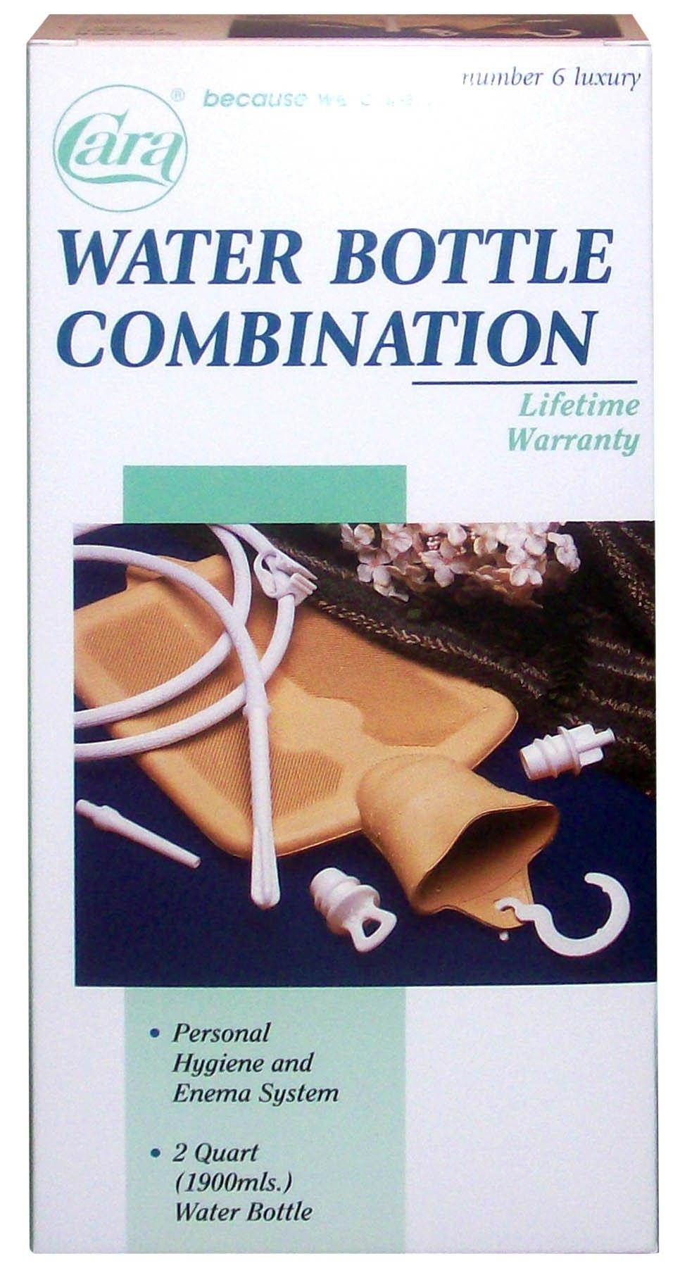 CARA Luxury Douche/Enema Combination Kit