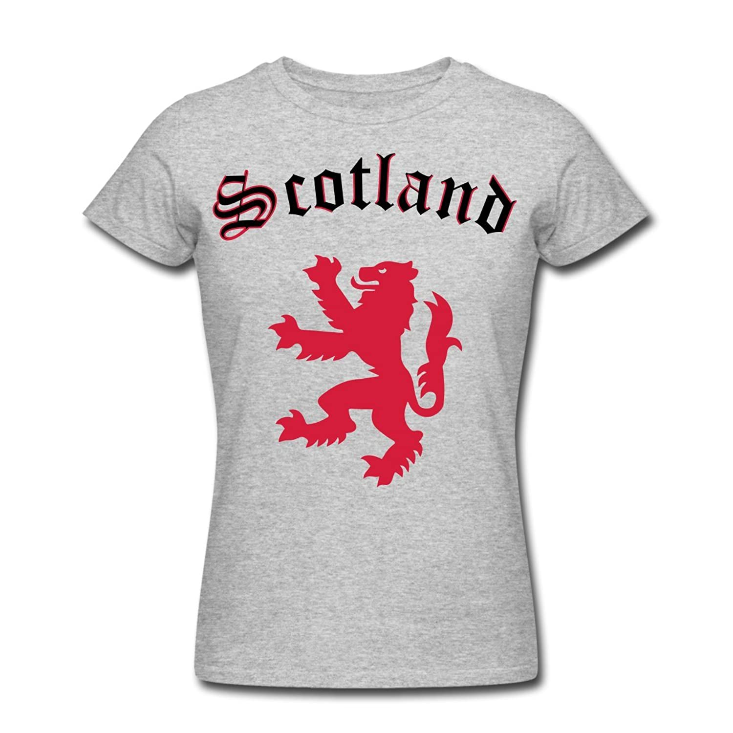 Lion of Scotland Women's T-Shirt by American Apparel by Spreadshirt??