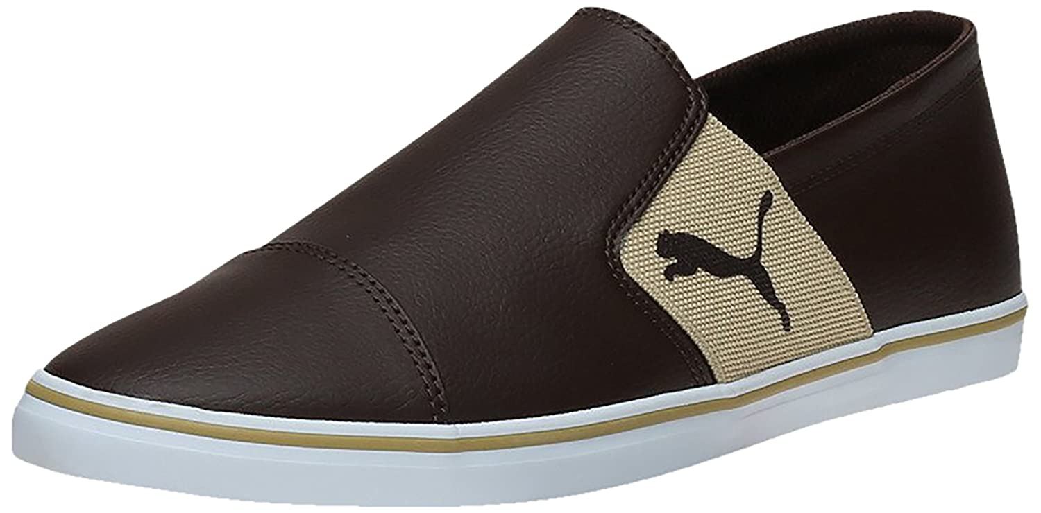 Puma Men's Elsu V2 Slip On Sl Idp Loafers and Moccasins shose