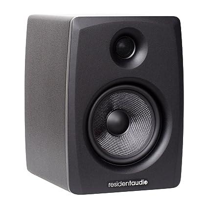 Amazon.com: Resident M5 de audio Monitor de estudio activo ...