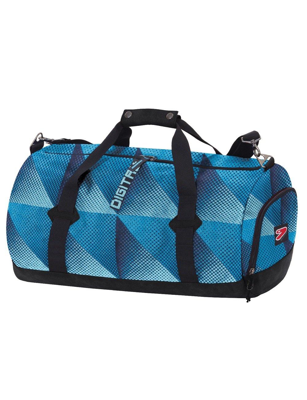Sporttasche Seven The Double – FreeTime Bag – Blau Schwarz – 37 lt