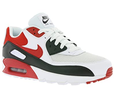promo code 961be b2125 NIKE AIR MAX 90 ESSENTIAL 537384-129, Gr. 45.5 EU- Weiß