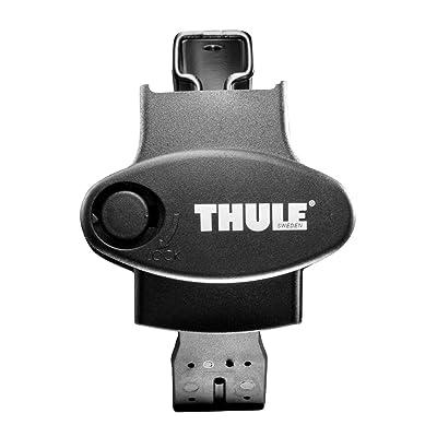 Thule 450R CrossRoad Railing Roof Rack Foot Pack (Set of 4),Black: Sports & Outdoors