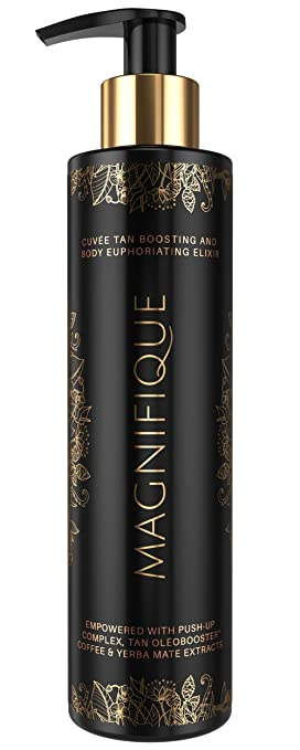 Onyx Magnifique Sunbed Dark Tanning Lotion Bronzing Accelerator