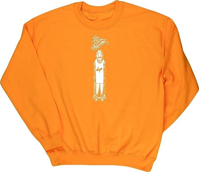 HippoWarehouse Original Hipster Dope Tattoo Jersey Sudadera suéter Derportiva Unisex