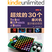超炫的30个单片机显示驱动项目 (《无线电》精汇)