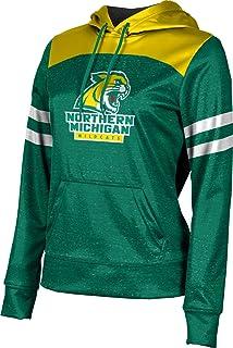 ProSphere Northern Michigan University Mens Pullover Hoodie School Spirit Sweatshirt Gradient