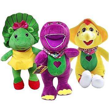 Amazoncom Barney  Friends Baby Bop Bj Plush Stuffed Toys 7