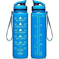 Venture Pal 32-Oz. Motivational Water Bottle (several colors)