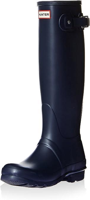 HUNTER Original Tall Classic, Botas de Agua Unisex Adulto