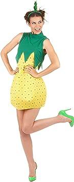 Vegaoo - Disfraz de piña Mujer - Talla única: Amazon.es: Juguetes y ...