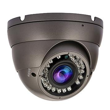 CCTV cámara domo, hykamic HD 1080P 2.0 MP 4 en 1 de cámaras de seguridad