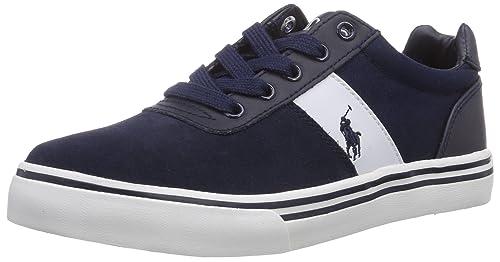 Polo Ralph Lauren Hanford - Zapatillas para niños, Color Navy ...