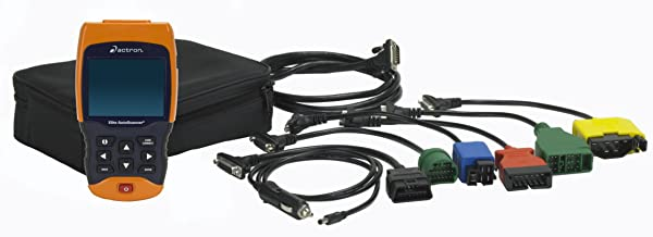 Actron CP9690 is compatible with either OBD1 or OBD2 vehicles.