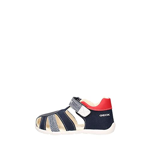 Geox B8250D 01054 Sandalo Velcro Bambino