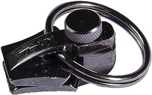 FixnZip Instant Zipper Replacement, Large, Black Nickel