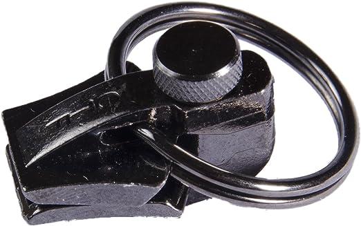 FixnZip Replacement Zipper Repair Kit for Wetsuit Large Graphite S160-L