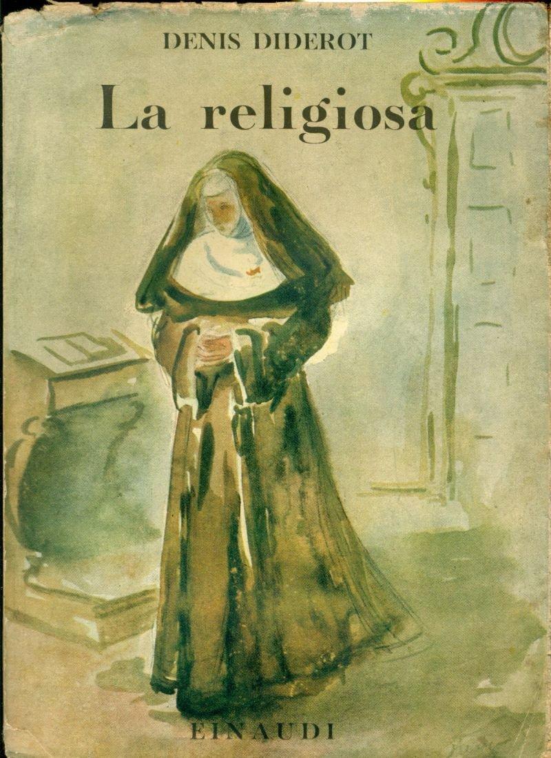 La religiosa: Amazon.es: DIDEROT, Denis, Einaudi: Libros