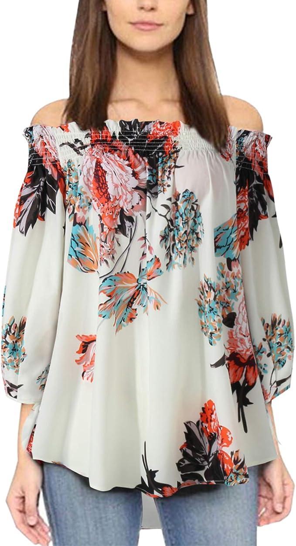 LAIKETE Camicia Senza Spalline Strappy Elegante Moda