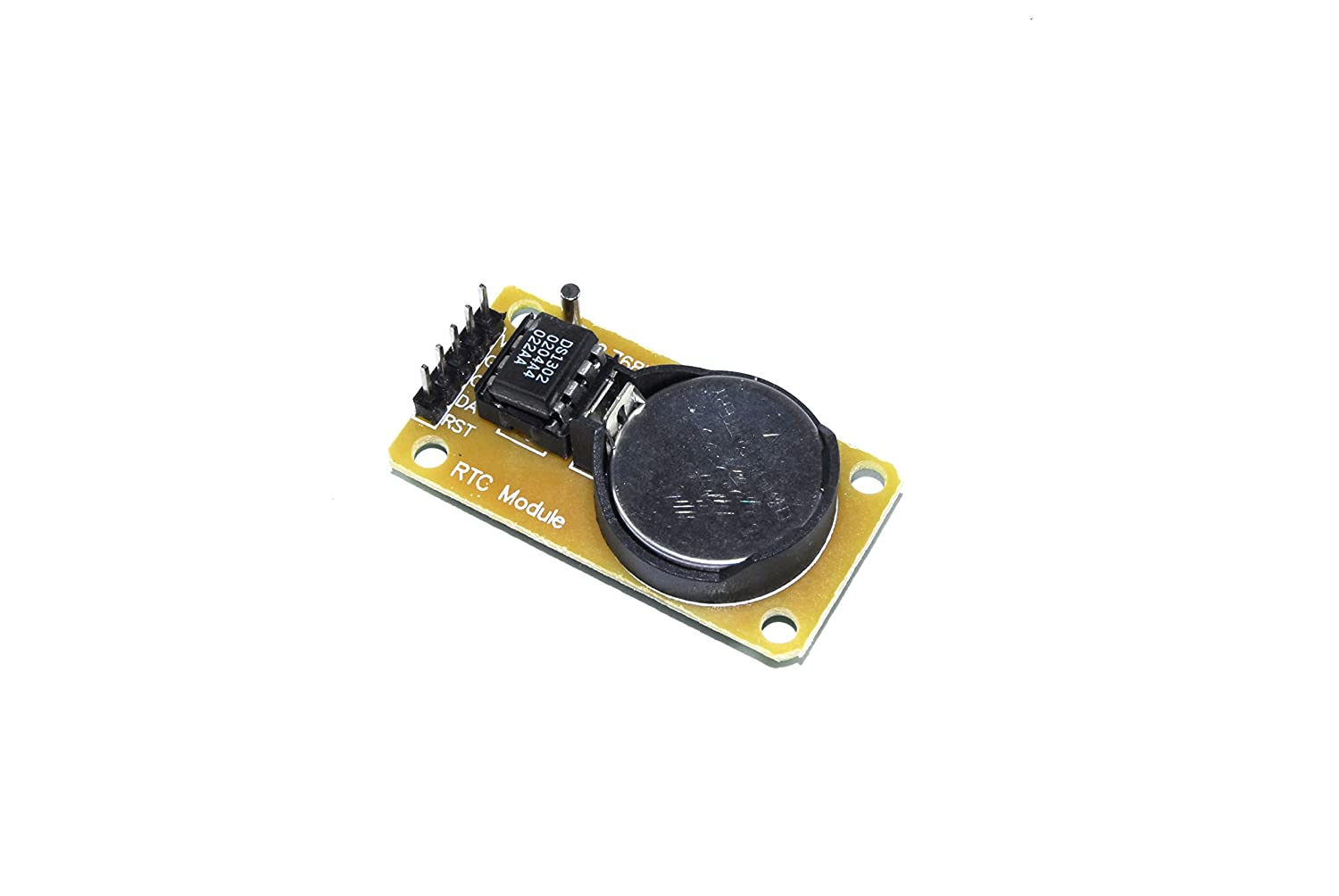 DS1302 Real Time Clock Module Arduino Raspberry 3 wire Interface Unbranded/Generic BKAA100056