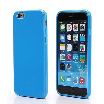 Amazon.com: Carcasa de TPU para iPhone 6/6S., iPhone 6/6s ...