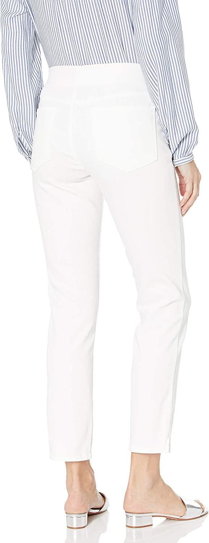 NYDJ Women's Jeans Endless White