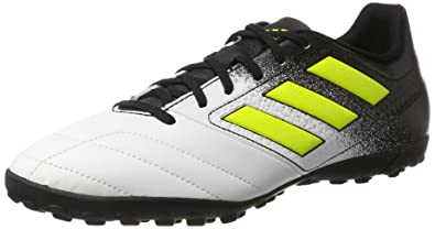 finest selection 0f7e3 b16c9 adidas Ace 17.4 TF, Chaussures de Football Entrainement Homme, Blanc  (Footwear White