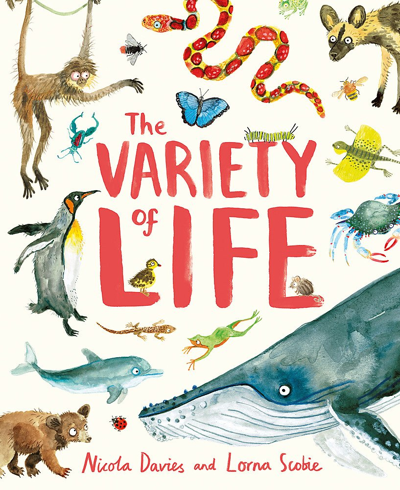 Read Online The Variety of Life pdf