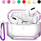 MioHHR Case for AirPods Pro, 360° Full Protective Dustproof TPU Clear Cute AirPods Case Cover for Apple AirPod 3 2020…
