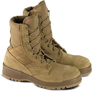 """product image for Thorogood Men's 8"""" Military Footwear - Safety Toe Boot"""