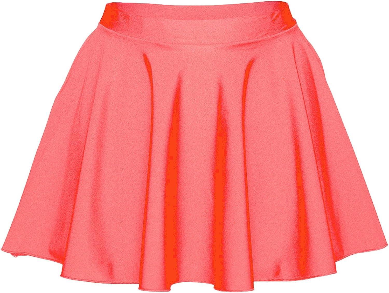 Starlite – Circular falda nailon y licra Rosa Frambuesa medium ...