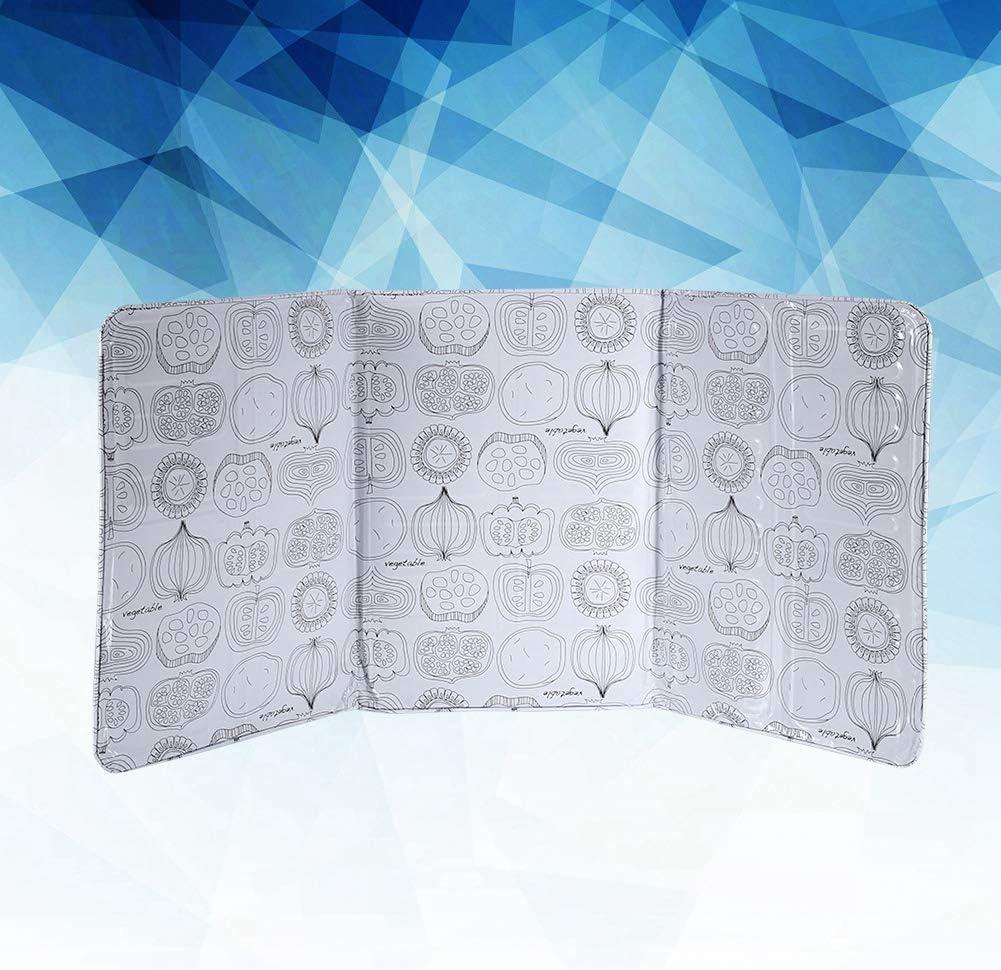 K/üche Kochen Bratpfanne /Ölspritzschutz Abdeckung Anti Splatter Shield Drucken Gem/üse Herd /Ölplatte Bedrucktes Gem/üse Anti Splatter Shield Guard