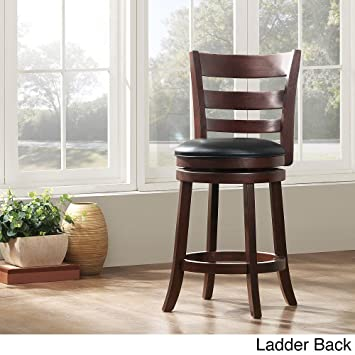 24 counter stools cheap tabouret silver with back inch set of 2 height swivel home cherry stool ladder