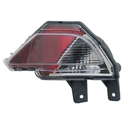 TYC 17-5665-00 Reflex Reflector: Automotive